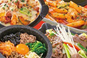 韓式鐵板料理&韓式火鍋    HIRAKU(火樂)