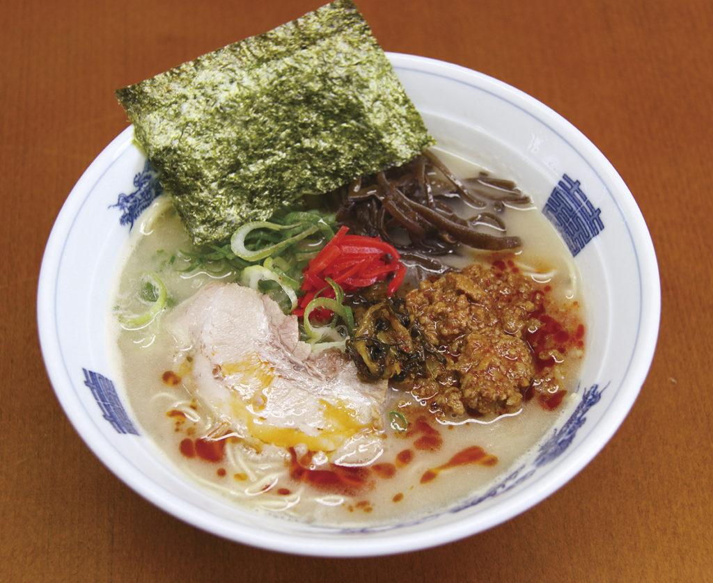 🍜大阪城下町に醤油豚骨らうめん「助屋(すけや)」オープン!🍜