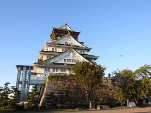 大阪城天守閣開館のお知らせ